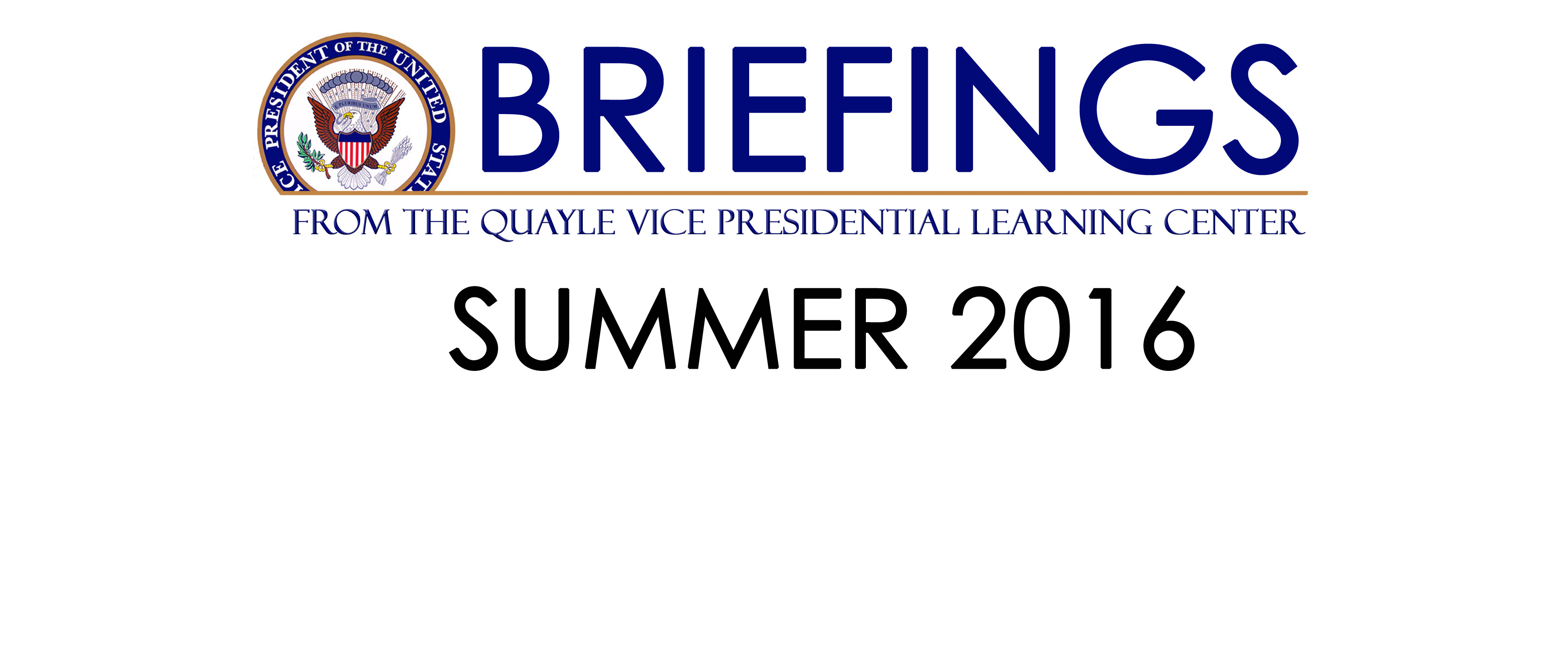 Briefings Graphic Summer 2016 2